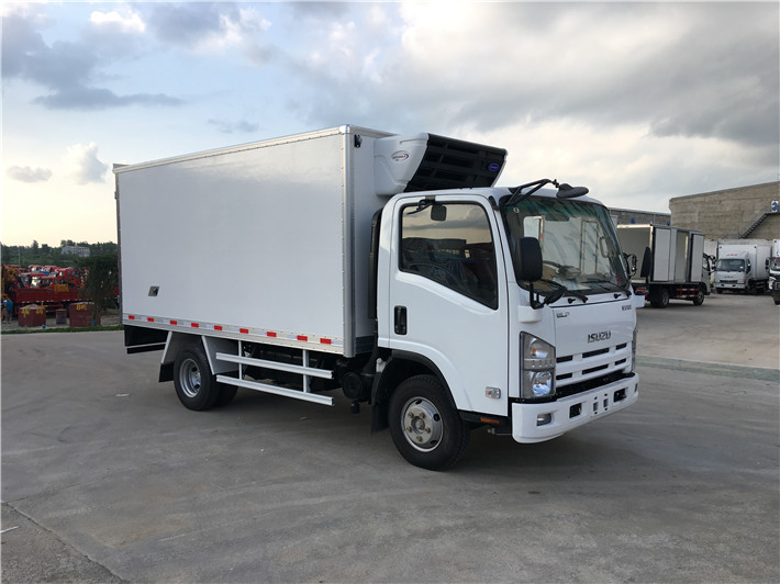 五十鈴KV600冷藏車(DPF版)