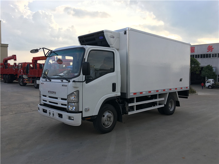 五十铃KV600冷藏车(DPF版)