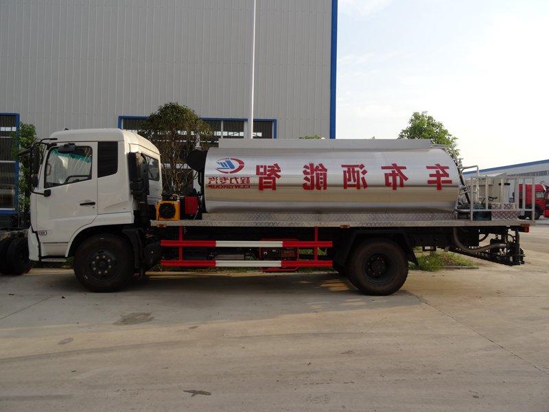 东风天锦10吨沥青洒布车