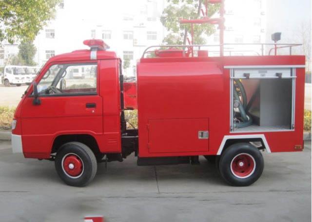 福田小型消防洒水车