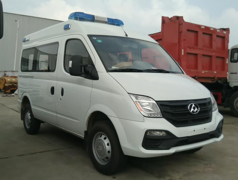 上海大通救护车视频