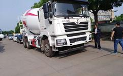售37.8万 陕汽德龙12方混凝土搅拌车价格配置 厂家在随州