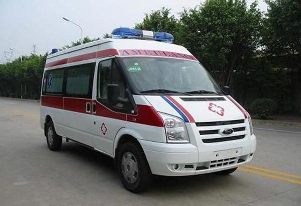 福特v362救护车价格令人满意