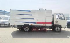 东风多利卡5吨扫路车轮胎鼓包是什么回事?