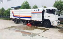 东风天龙洗扫车驾驶室获第十九届中国外观设计优秀奖
