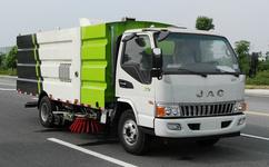 扫路车、洗扫车、吸尘车的区别及原理各都适用哪些环境范围