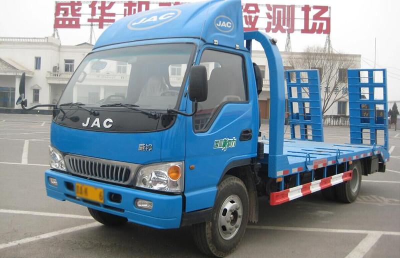 江淮平板运输车图片