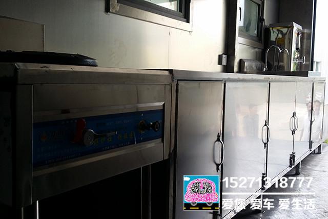東風六驅餐車圖片