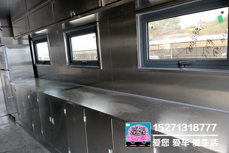 東風6驅野戰餐車圖片
