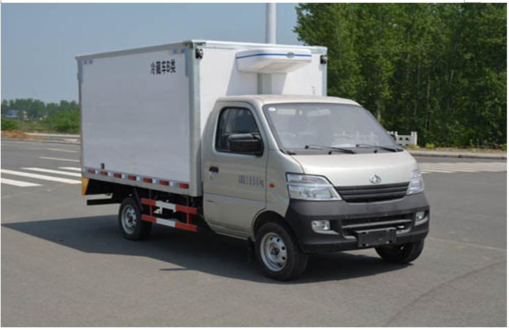 福田奧鈴T3國五冷藏車