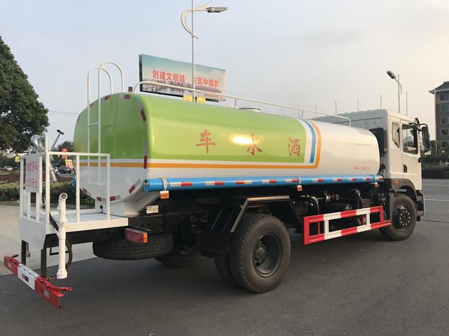 东风T5  153洒水车(15吨)图片