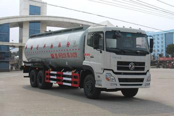 东风16吨粉粒物料运输车