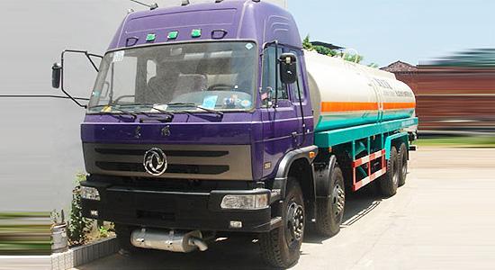 东风40粉粒物料运输车