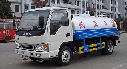 江淮5噸灑水車