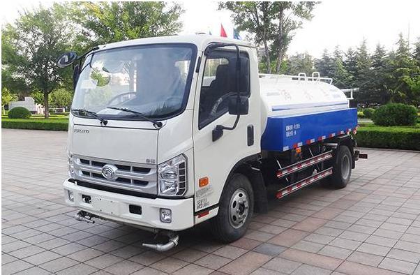 福田康瑞5噸灑水車