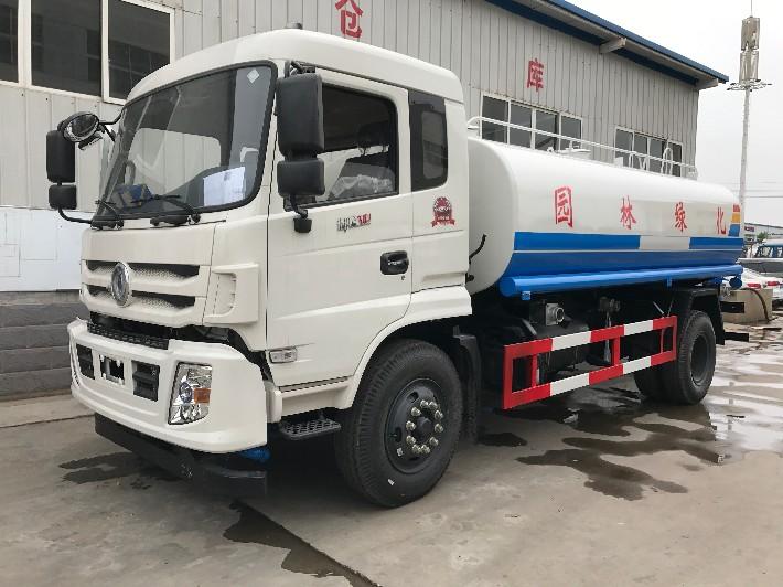 東風御虎15噸153灑水車
