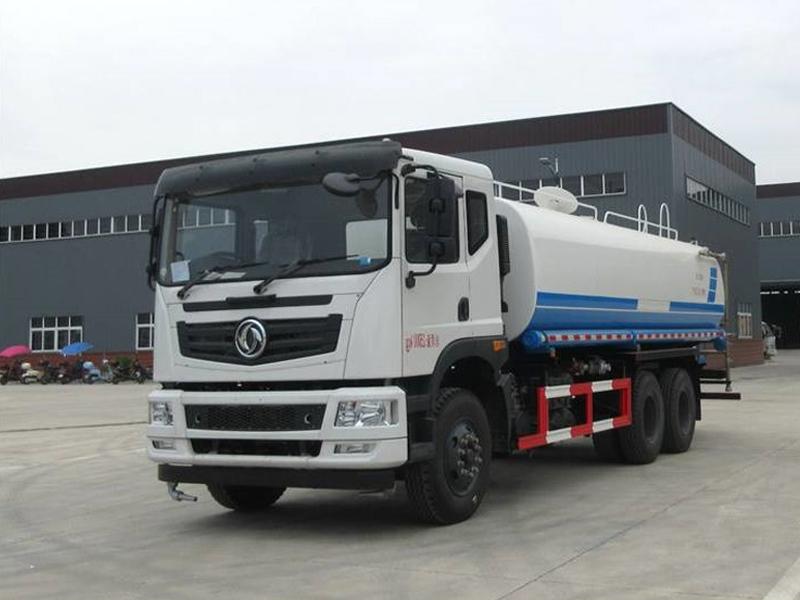 東風T5新款21噸灑水車