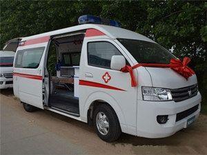 BJ5039XJH-V1救护车