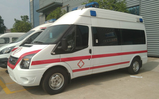 福特救护车图片
