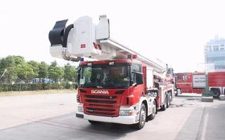 斯堪尼亚消防车图片