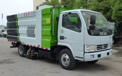 吸尘车离合器对动力源的提升作用及离合器作为保险与辅助的诠释