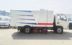 东风扫路车北京售后服务站地址电话 扫路车