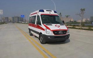 奔馳救護車圖片