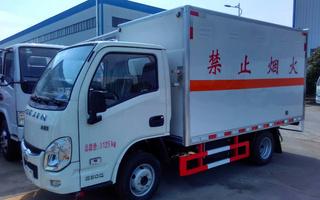 跃进小福星爆破器材运输车图片
