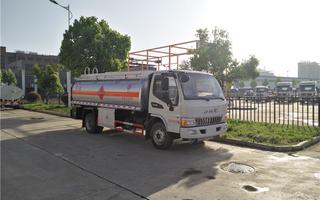 江淮加油车图片
