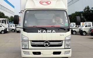 凯马广告车图片