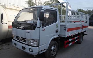 东风多利卡D6气瓶运输车图片