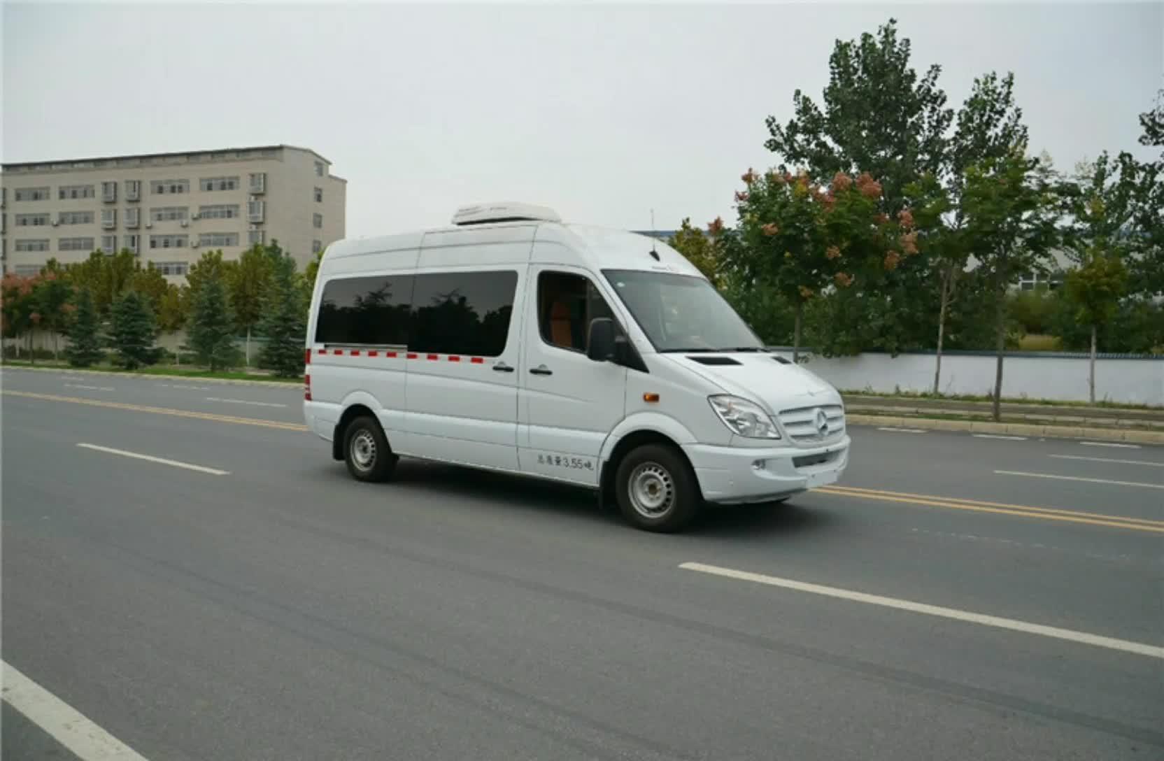 齐星牌奔驰315房车(白色)视频