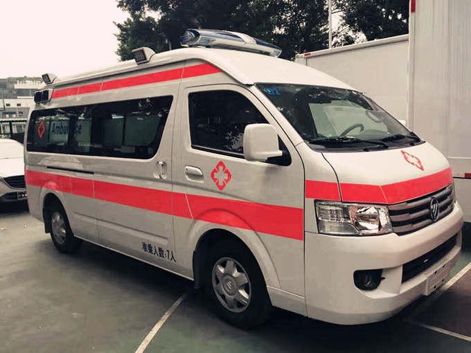福田系列救护车