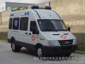 依维柯(宝迪A32)短轴运输型救护车