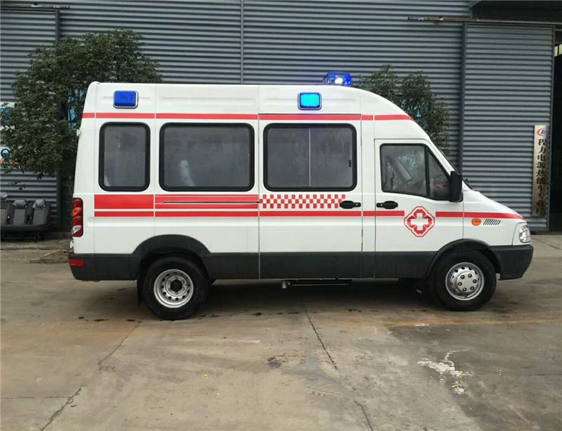 NJK5043XJH4救护车