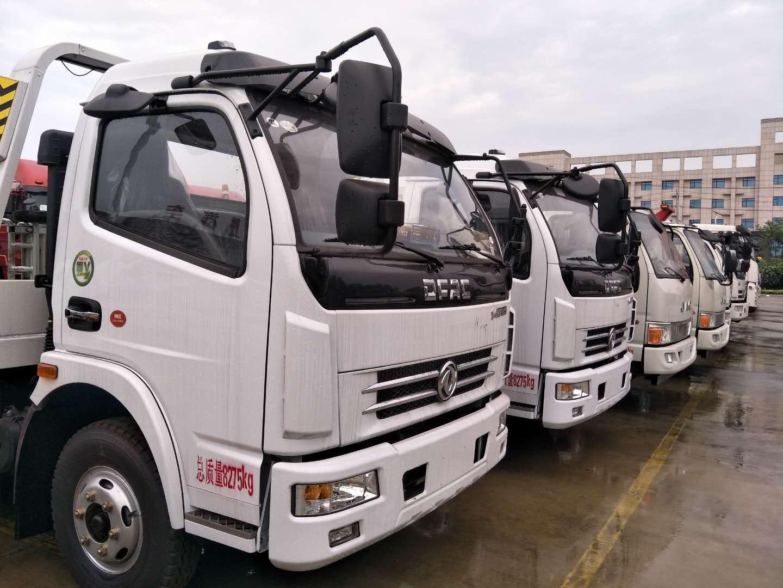 东风清障车生产厂家最新价格 仅12.68万