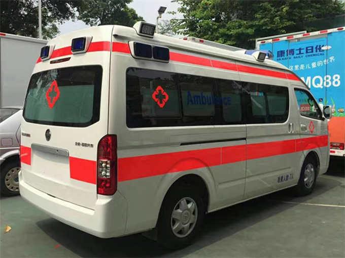 专用车供应 > 福田g9救护车  【底盘技术参数】 底盘型号 bj6549b1pxa