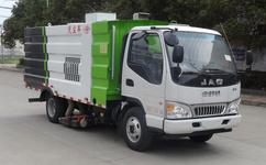 吸尘车的使用特色让我们的环境更洁净