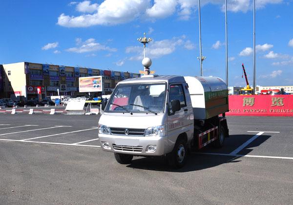 东风小康车厢可卸式垃圾车