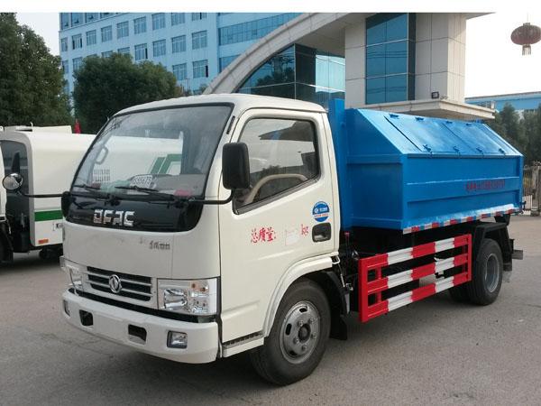 東風銳玲車廂可卸式垃圾車