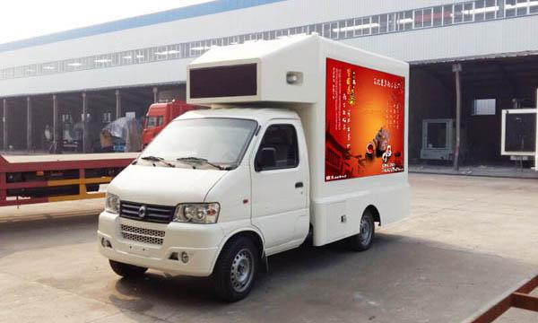 东风小康LED广告车