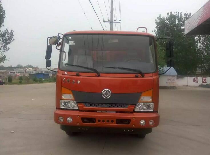 東風嘉運壓縮式垃圾車
