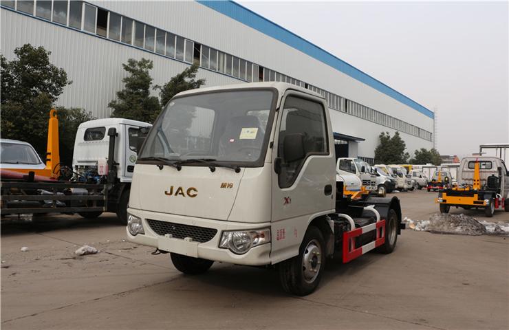 江淮康鈴(3方)可卸式垃圾車