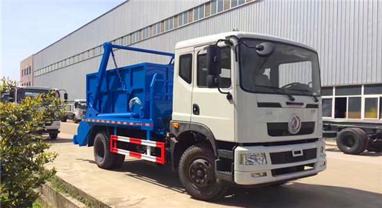 东风D90摆臂式垃圾车