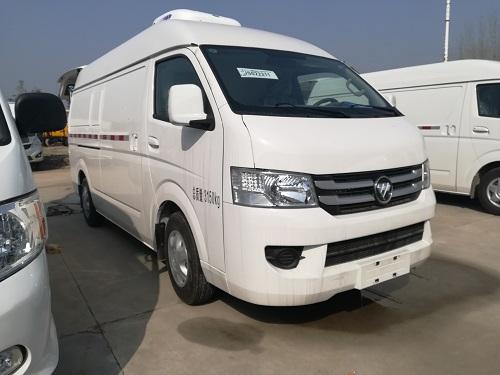 福田G7面包式冷藏車(市區通行)