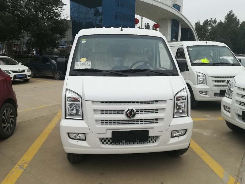 东风小康C35面包式冷藏车