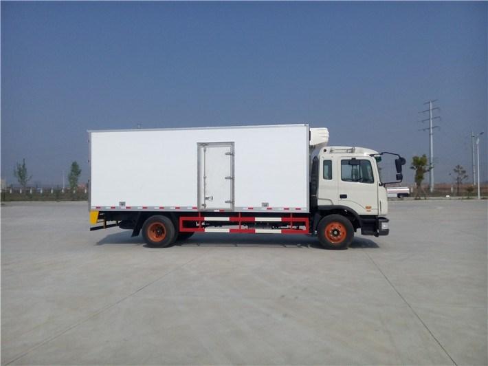 江淮格尔发厢长6.8米/7.6米/7.8米国五冷藏车