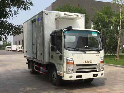江淮帅铃厢长4.2米冷藏车
