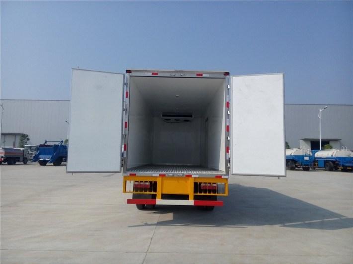 江淮格尔发厢长6.8米/7.6米/7.8米国五冷藏车图片