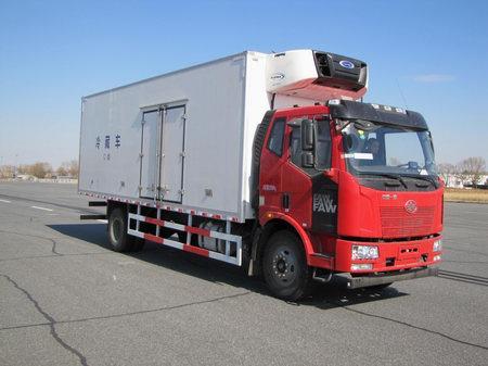 解放J6国五厢长5.13米/6.8米/7.5米冷藏车